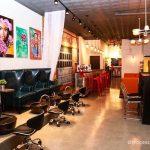 Přilehlý salon